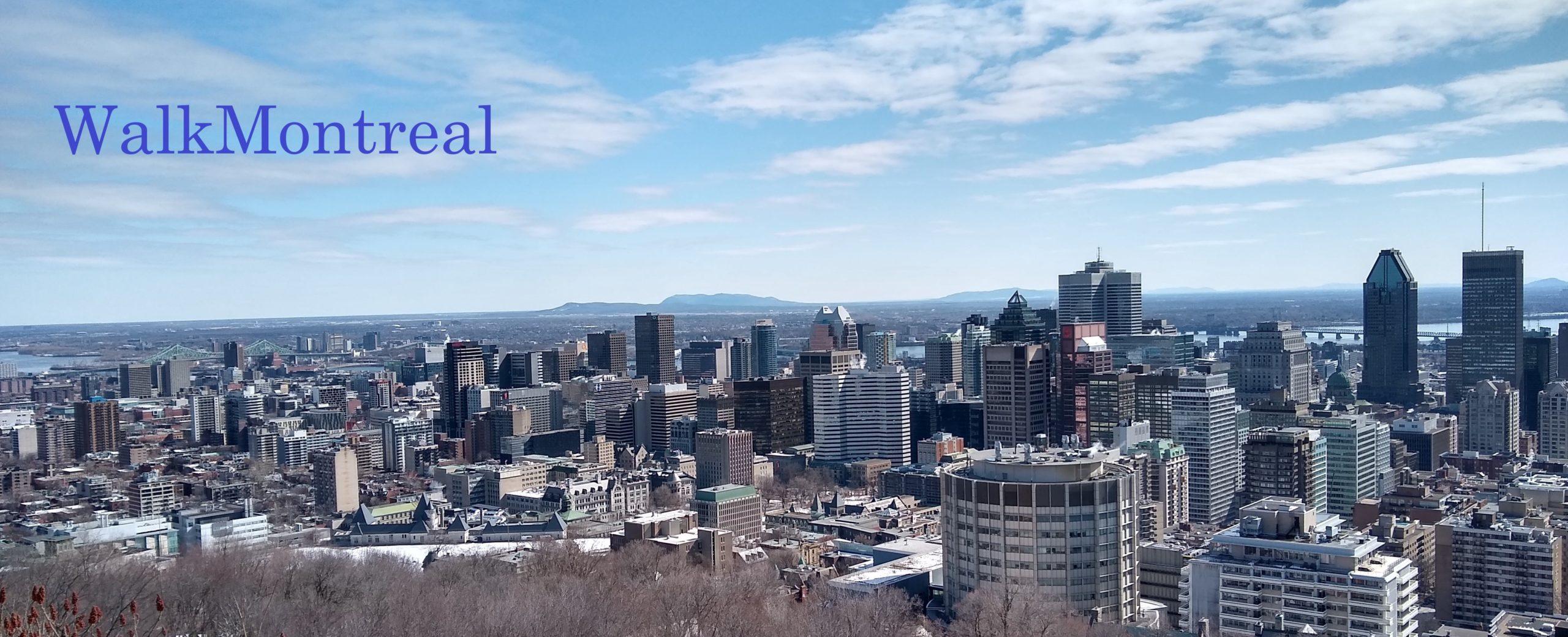 Walk Montreal